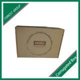 Caixa de transporte da impressão do logotipo da caixa do bloco liso