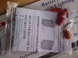 R-2 illuminazione di soccorso, indicatore luminoso Emergency dell'UL, lampada di soccorso