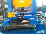 Placa hidráulica do Três-Rolo da máquina de rolamento