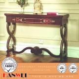 Wohnzimmer-Möbel, hölzerne Möbel geschnitzter Tisch für Systemkonsole
