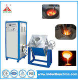 Промышленная используемая печь медной индукции выплавкой плавя (JLZ-45)