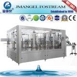 Máquina de etiquetado de relleno plástica del fregado de las botellas del animal doméstico automático del precio de fábrica para la venta