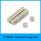 جيّدة عمليّة بيع أسطوانة نيوديميوم [ن35] مستديرة [ندفب] مغنطيس لأنّ عمليّة بيع