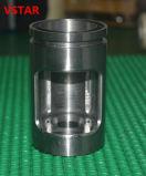 点検機械のためのカスタマイズされた高精度のステンレス鋼のCNCによって機械で造られる部品
