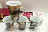 Taza de café al por mayor de la porcelana 11oz para el día de las mujeres