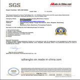 Кольцо распределителя высокого качества круговое для турбины пара с ISO