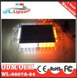 소형 Lightbar LED 스트로브 램프를 경고하는 24의 LED