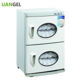46A Verwarmingstoestel Op hoge temperatuur van de Handdoek van de Handdoek van de Sterilisator van twee Laag het UV Elektrische Warmere Natte