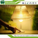 Nachttisch-Lampe, weiße Tisch-Lampe