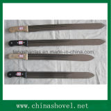 Machete van het Suikerriet van het Koolstofstaal van de machete de Populairste Voor Cuting