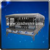 Embotellado automático del agua mineral de 5 galones/el capsular/máquina de etiquetado