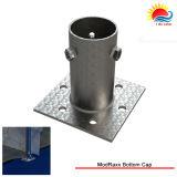 Het Opzetten van het Dak van het Zonnepaneel van Pricepv van de fabriek de Haak van het Dak (ZX047)