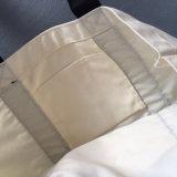 Großhandelsstreifen-Griff-Mittagessen-Baumwollsegeltuch trägt Handtaschen