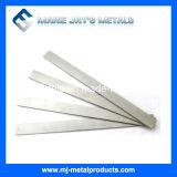 Hohe Präzisions-Hartmetall-Streifen für Industrie