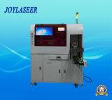 Машина маркировки лазера волокна для светильника СИД отбортовывает маркировку
