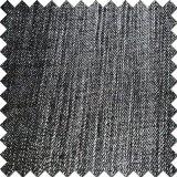 Черная ткань джинсовой ткани рабата высокого качества для джинсыов