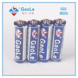 AA R6 1.5Vカーボン亜鉛電池の子供のおもちゃ電池