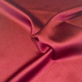 Tessuto del poliestere del raso per la tenda del sacchetto di vestiti della Tabella del pannello esterno della camicia di vestito pieno