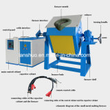 Horno fusorio de acero de la inducción de frecuencia media de IGBT