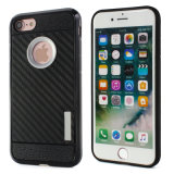 Nuevas cajas del teléfono de TPU para el iPhone 7/6 de Samsung S7 más