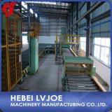Proceso y herramientas de producción del tablón del yeso en China