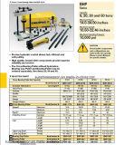 Extractores mecánicos y hydráulicos de Enerpac con buen precio
