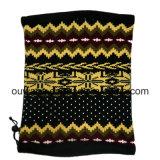 마술 순환 모터바이크 목 스카프 남녀 공통 뜨개질을 하는 온난한 목 온열 장치