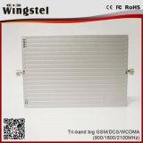 GSM/Dcs/WCDMA&#160 ; tri servocommande de signal de bande de 900/1800/2100MHz 2g 3G 4G pour l'usage à la maison