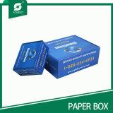 Contenitore impaccante di cartone lucido su ordinazione ecologico