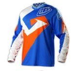 MX de Motorcross das telas de engranzamento do Sublimation que compete Jersey