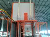 Línea de producción automática de pintura líquida con pintura líquida
