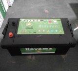 12V 200ah SMFの頑丈なトラックの/Vehicle電池DIN70027