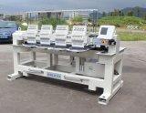 Holiauma 중국 다중 맨 위 기능 4 맨 위 자수 기계 3D 모자 관 고속 자수 기계