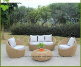 Мебель ротанга софы горячего отдыха мебели Stlye надувательства напольного Wicker
