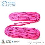 Cordón de la cinta de los cordones de zapatos del regalo de la promoción