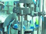 Machine en plastique de cachetage de Filling& de tube (fermetures d'arrière) (installation de sortie technique des aéronefs)