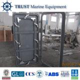 Porta Soundproof resistente aos agentes atmosféricos marinha do aço inoxidável