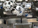 Máquina de etiquetado plana automática de China