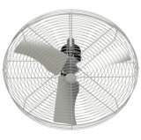 """Ventilator 36 van de mand """" met Vertroebelend Systeem voor Groen Huis!"""