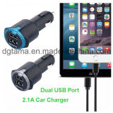 Chargeur duel rapide universel de véhicule d'USB pour l'iPhone Samsung