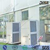 상업적인 전시실 데이터 룸 냉각을%s 공기에 의하여 냉각되는 에어 컨디셔너 휴대용 공기 냉각기