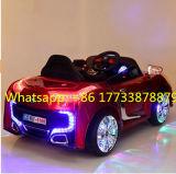 Un'automobile di plastica dei 2017 bambini caldi di vendita gioca l'automobile elettrica di telecomando