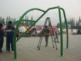 Оборудование спортивной площадки пластичного скольжения детей напольное (YL75301)