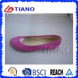 Form und der eleganten Dame Ballet Flats Shoes (TNK23807)