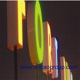 Лист Xt акриловый, лист PMMA или акриловая доска как доска рекламы как материал PMMA