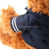 Neuer Entwurf angefüllter Plüsch-Teddybär mit Hut