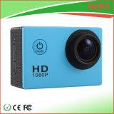 De lichtblauwe MiniNok 1080P Onderwater 30m van de Sport