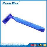 Schaufel des Rasiermesser-Blau-3 Wegwerf-Soem-Rasiermesser