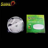 Sufaceタイプ円形LEDの軽い壁パネル12Wの価格(FD-MZOO12)
