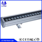 Lámpara de pared al aire libre impermeable del IP 65 12W 18W 36W RGB LED LED
